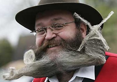 Funny Mustache and Beard pictures